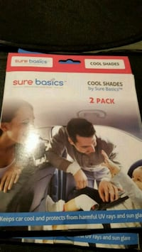 SURE BASICS: cool shades. Car windows  Mississauga, L5V 1W6