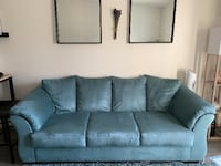 Blue Sofa/Couch SEATTLE