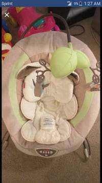 Fisher Price Bouncy Chair  Centreville, 20120