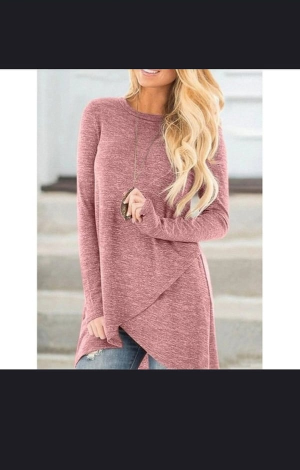 Pull Over Long Sleeves f3f1d4be-c551-4ac3-8b11-e81be9219952