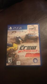 Need for Speed Rivals PS4 game case Santa Cruz, 95065