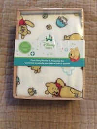 Disney baby plush baby blanket & keepsake box Toronto, M4T 1K2