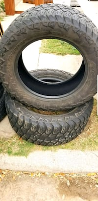 two vehicle tires Mission, 78572