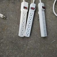 6 outlet power strip  New York, 11367
