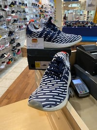 Brand New Adidas NMD R2 PK Roni Size 11 Silver Spring, 20902