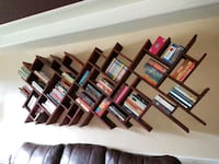 Mounted Bookcase Barrie, L4M 6N5
