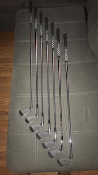 Mizuno MP-63 Right Handed Golf Clubs