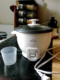 Rice Cooker, never used  Toronto, M5R 2E3