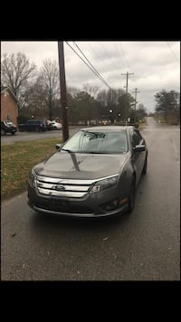 2011 Ford Fusion I-4 SEL Mount Juliet