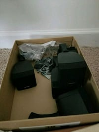 black and gray home theater system Brandywine, 20613