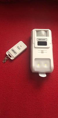 Motion Sensor Alarm w/remote Fairfield, 45014