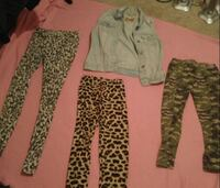 Tights & Jeans lot
