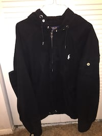 Black Ralph Lauren Polo Jacket Indianapolis, 46214