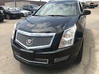 2010 Cadillac SRX FWD 4dr Luxury Collection Addison, 75001