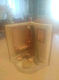 Picture frame. For a golfer. St. George, 84790
