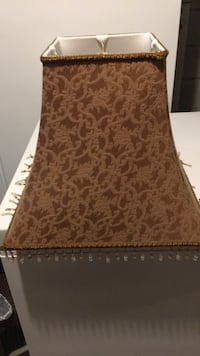 Fancy large bronze lampshade with beads excellent condition Whitchurch-Stouffville, L4A