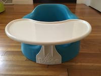 Bumbo Seat and play tray