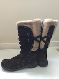 Warm Chocolate Boots with Mocha Lining - Special Discount Sale Price $20!! Washington, 20009