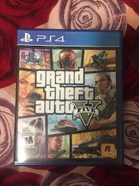 SELLING GTA5 PS4 Mississauga, L4T 2Z2