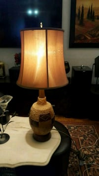brown and white table lamp Toronto, M1J 2H7