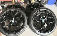 "21"" BMW X5/X6 Staggered Original Rims Bradford West Gwillimbury, L3Z 2A4"