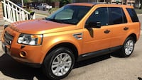 Land Rover LR2 - 2008 - 166kms - Certified  Toronto, M3H 5A7
