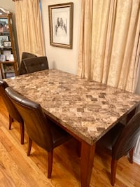 Marble Dinning Table Rockville, 20850