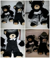 Large amount of Build a Bear clothes & 2 bears Windsor, N9A 2H1