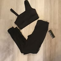 Brand NewJessica Simpson The Warm Up work out set  West Covina, 91792