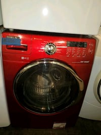 SAMSUNG front load washer in excellent conditions  Baltimore, 21223