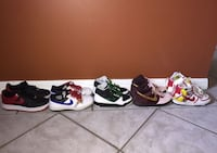 5 pairs of Nike shoes for $ 130 Brandon, 33511