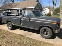 1986 Ford F-150 4X4 5.0 Liter 302 Electronic Fuel Injection. Automatic Transmission. Runs And Drives Great! Good Tires And Brakes. Super Dependable! Super Solid Truck Very Very Little Rust! Clean And Free Kentucky Title!