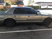 Mercury - Grand Marquis - 1998 2405 mi