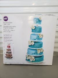 Wilton 6 Tier Towering Cake and Cupcake Stand