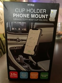 Cup Holder Phone Mount (Pls read all info)