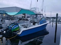 Taco 380 outriggers with custom shade. Jacksonville, 32246