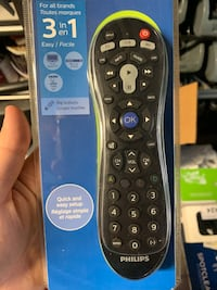 Universal remotes, Phillips