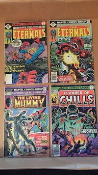 1970's  comic books Hales Corners, 53130