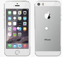 İPHONE 5S SİLVER