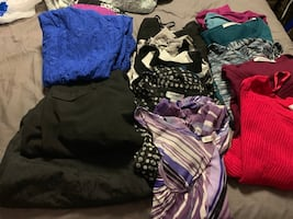 Reduce! Ladies Clothing Lot Size Small (Ricki's - 17 items)