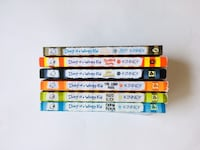 Diary of a Wimpy Kids 6 Books  Piscataway, 08854
