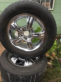 16 Inch Rims and Tires Jackson, 39213
