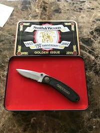 Smith & Wesson Golden Issue 150th Anniversary Golden Issue Lacey, 98516