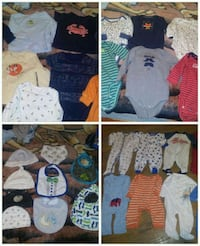 baby's assorted clothes Chicago, 60629