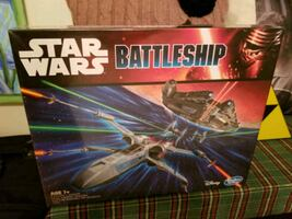 STAR WARS BATTLESHIP