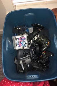 Video games!! Compete consoles