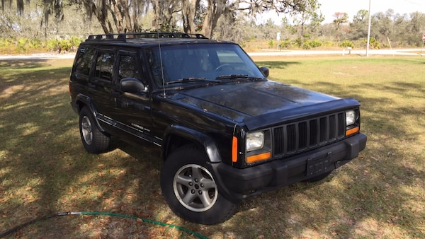 Jeep Cherokee 4x4 >> Jeep Cherokee 2002 4x4 Looking For A Car Hauler Not For Sale Just For Trade Or For Boat