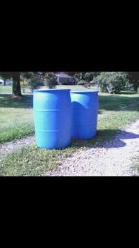 55 gallon drum. Clean and with sealed tops Manchester, 21102