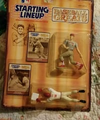 Collectible sports action figures pete rose Essex, 21221