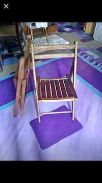 Wooden Folding Chairs Del City, 73115